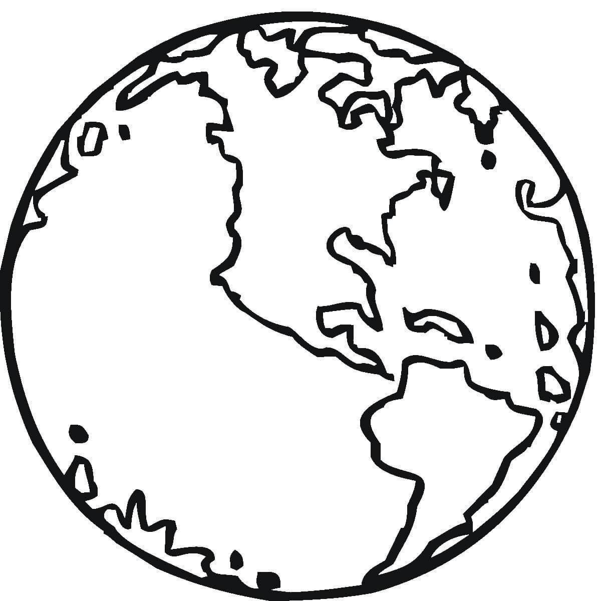 Dünya Boyama Sayfaları