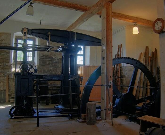 James Watt Buhar Motoru