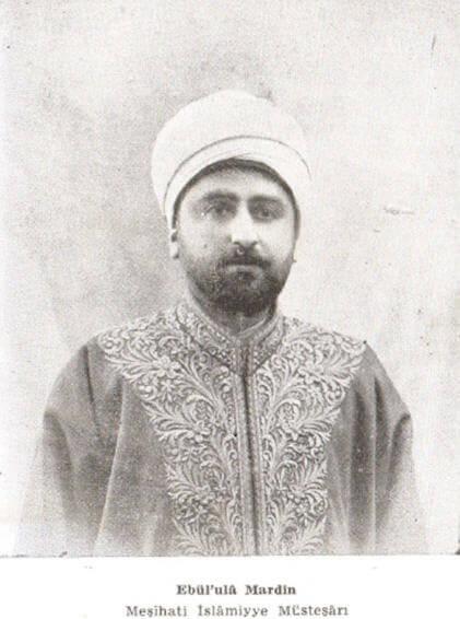 Ebül'ula Mardin
