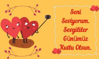 Sevgililer Günü İçin Romantik Aşk Dolu Sözler ve Mesajlar