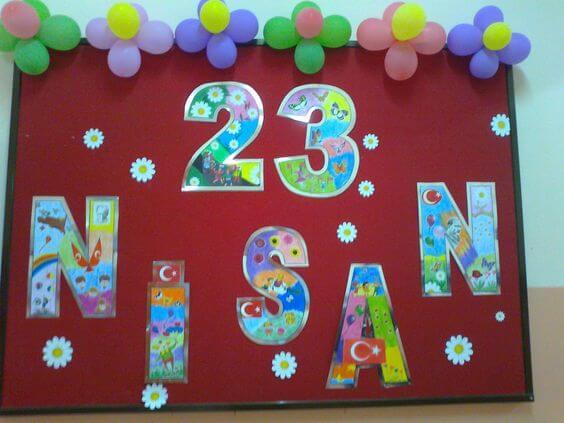 23 Nisan Etkinlikleri - Sanatsal Çalışmaları