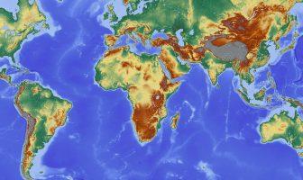Dünya Dilsiz Haritası
