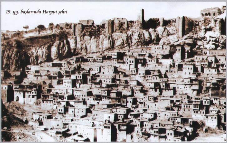 Elazığ Eski Fotoğraf