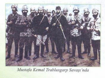 Mustafa Kemal Trablusgarp