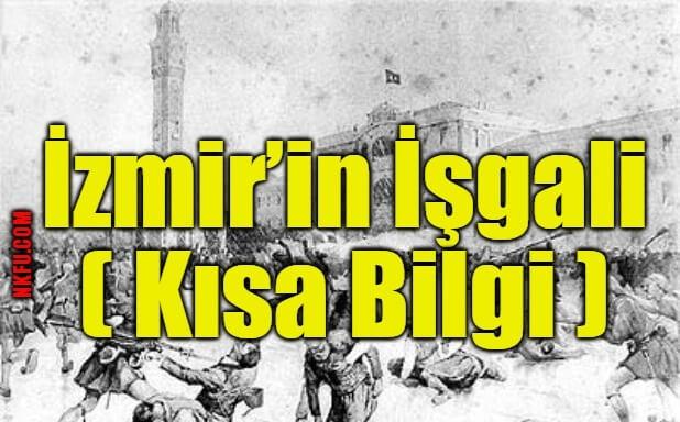 İzmir'İn İşgali