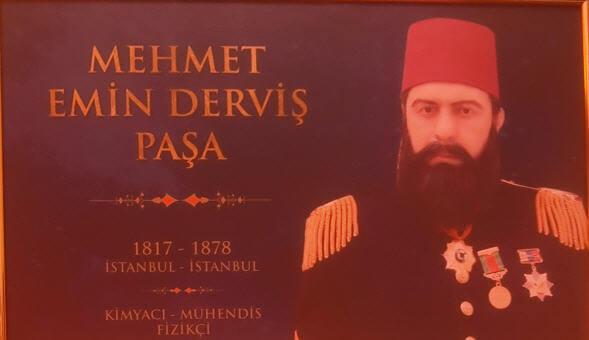 Mehmet Emin Derviş Paşa