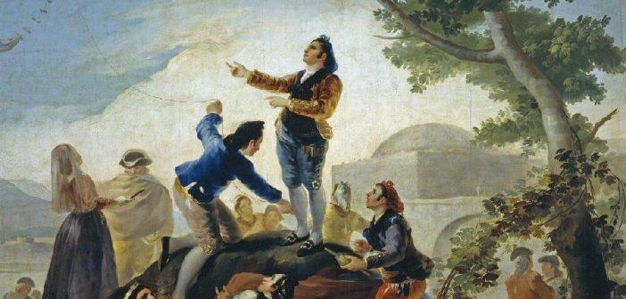 Françisco Goya - Uçurtma