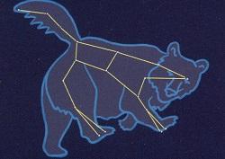 Ursa Major (Büyük Ayı) Takımyıldızı