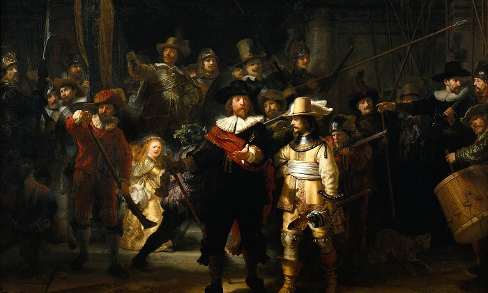 Rembrandt - Gece Devriyesi