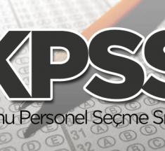 Sakarya Ortaöğretim KPSS Taban Puanları