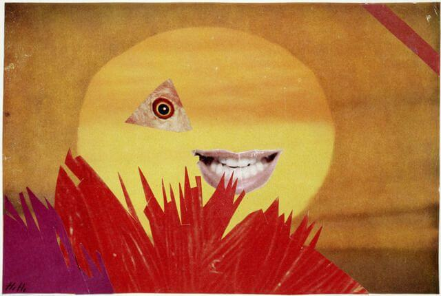 Hannah Höch - Küçük Güneş