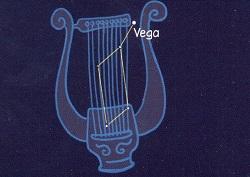 Lyra (lir [Çalgı]) Takımyıldızı