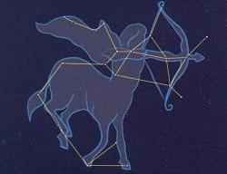 Sagittarius (Yay) Takımyıldızı
