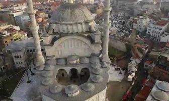 Nuruosmaniye Camii İçi