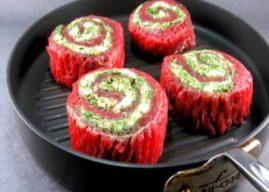 Biftek Sarması Tarifi – Hem Göze Hem de Mideye Hitap Eden Et Yemeği