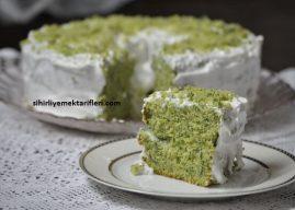 Ispanaklı Kek Tarifi (Krem Şantili) Nasıl Yapılır? Lezzet Şölenine Hazır Olun
