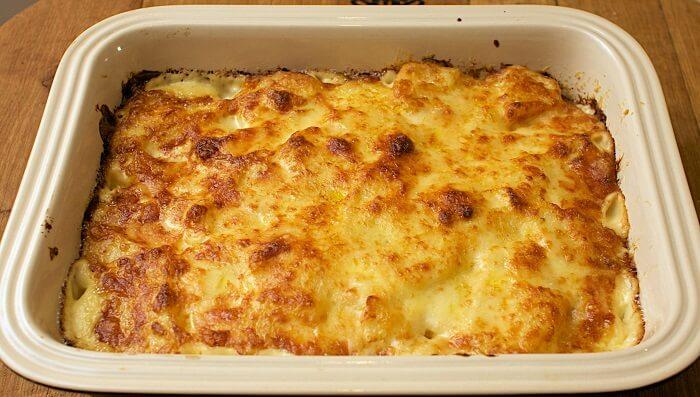 Patates Graten Tarifi (Gratin dauphinoise), Malzemeler - Nasıl Yapılır?
