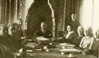 Türk Tarih Kurumunun Kuruluşu