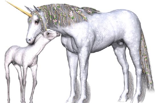 Ansiklomedia Unicorn Tek Boynuzlu At Ile Ilgili Bilgi