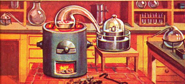 Lavoisier yanma deneyi
