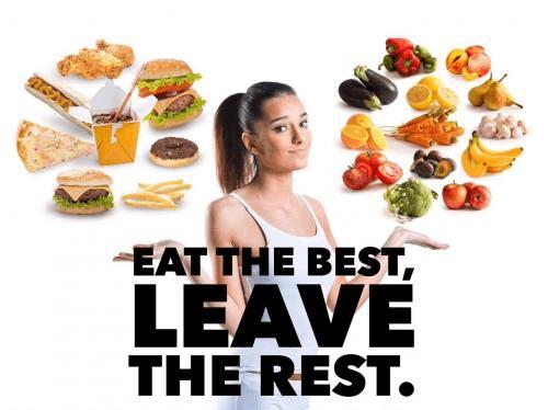 Sağlıklı Beslenme İngilizce Slogan