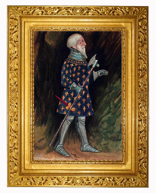 Henry Percy - 1 Northumberland Kontu