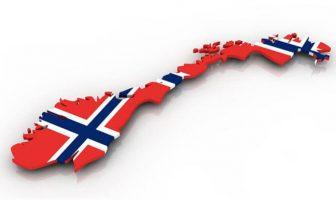 Norveç Harita Bayrak