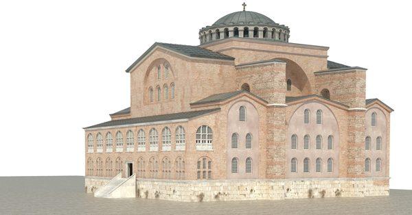 Aziz Polyeuktos Kilisesi Hakkında Bilgi