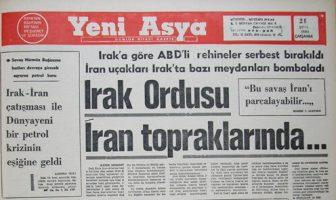 İran Irak Savaşı