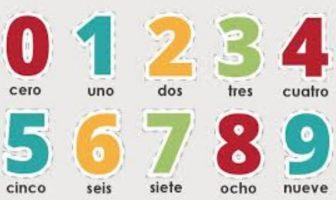 İspanyolca Sayılar