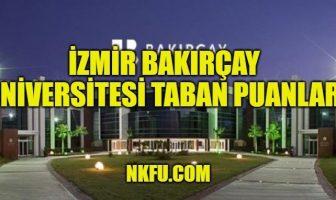 İzmir Bakırçay Üniversitesi