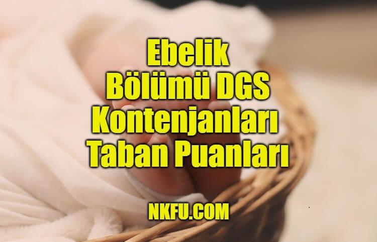 Ebelik Bölümü DGS