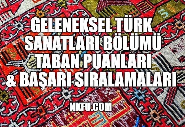 Geleneksel Türk Sanatları
