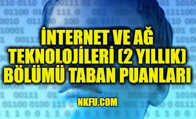İnternet ve Ağ Teknolojileri