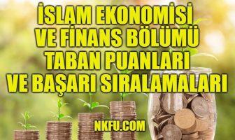 İslam Ekonomisi ve Finans Taban Puanları