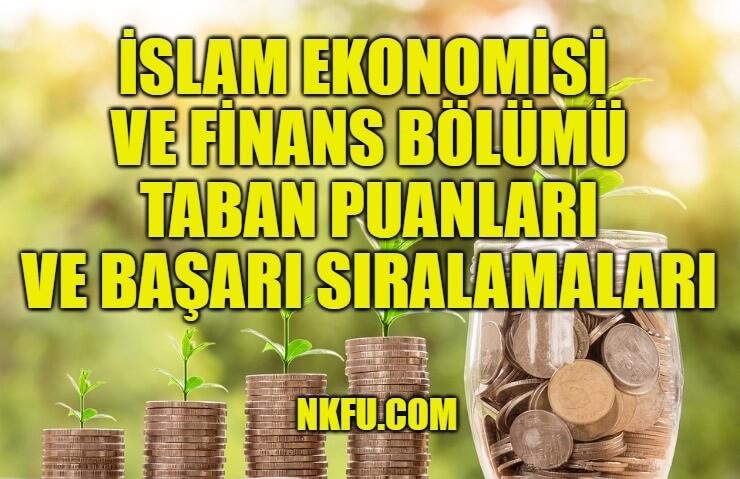 İslam Ekonomisi ve Finans