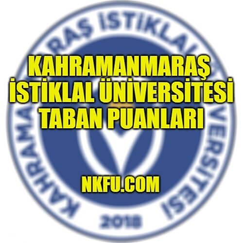 Kahramanmaraş İstiklal Üniversitesi