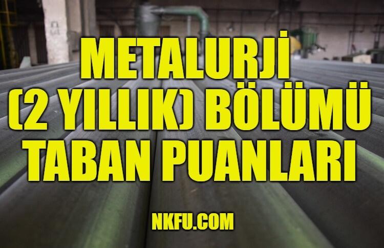 Metalurji