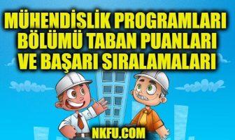Mühendislik Programları
