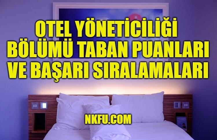 Otel Yöneticiliği
