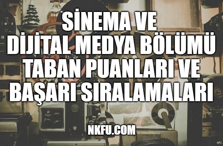 Sinema ve Dijital Medya