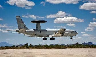 AWACS Uçağı