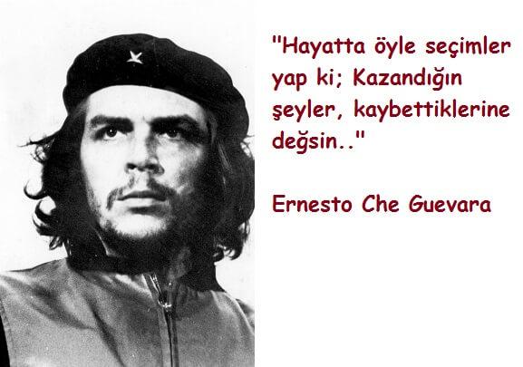 Ernesto Che Guevara Sözleri