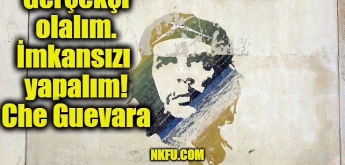 Che Guevara: Efsanevi Devrimciden En Güzel ve Anlamlı Sözleri (Resimli)