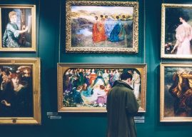 Müze İle İlgili Cümleler, Müze Kelimesinin Cümle İçinde Kullanımı