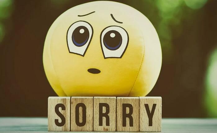 özür af