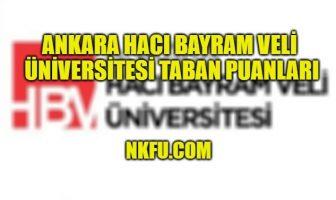 Ankara Hacı Bayram Veli Üniversitesi