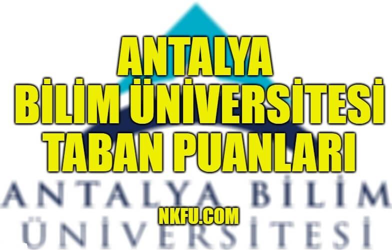 Antalya Bilim Üniversitesi