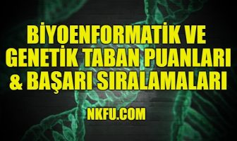 Biyoenformatik ve Genetik