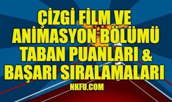 Çizgi Film ve Animasyon